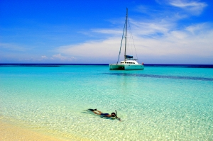 Caribbean Catamaran Charters in BVI